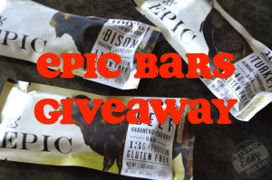 epic bars giveaway