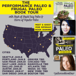 Performance Paleo & Frugal Paleo Cookbook Tour | stupideasypaleo.com