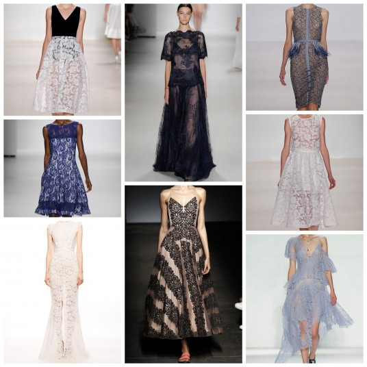 Lace NYFW SS15
