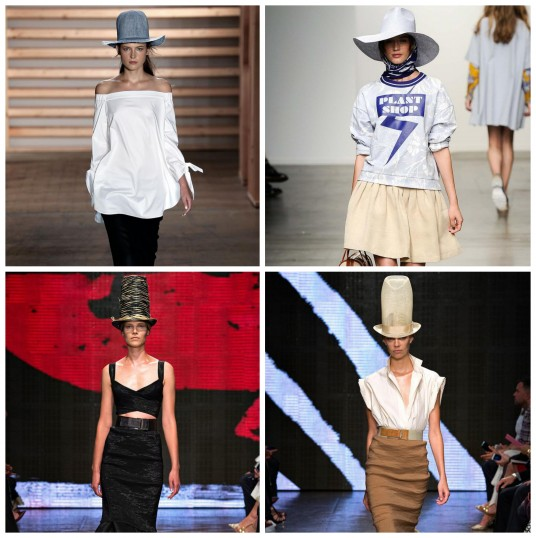 Tall Hats NYFW SS15
