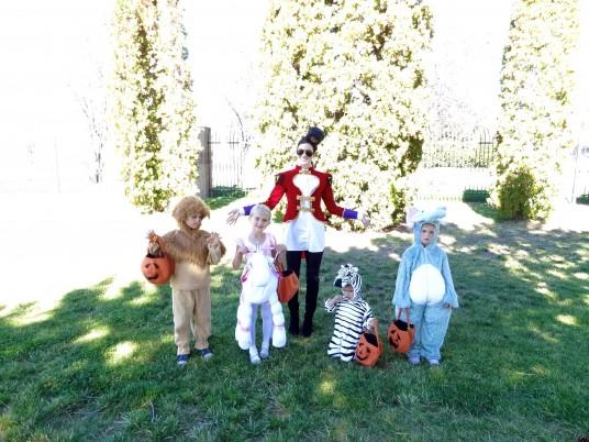 Circus Costume 1