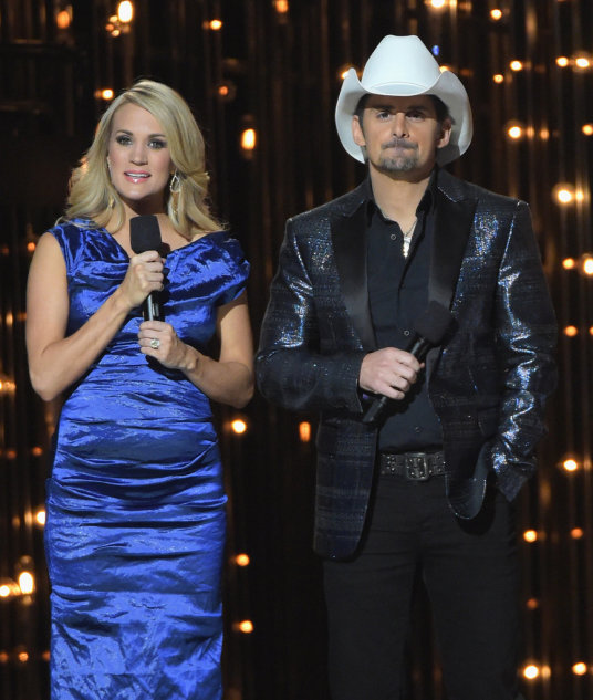 Carrie Underwood CMA popsugar 5