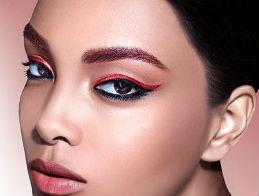 marsala eyeliner A