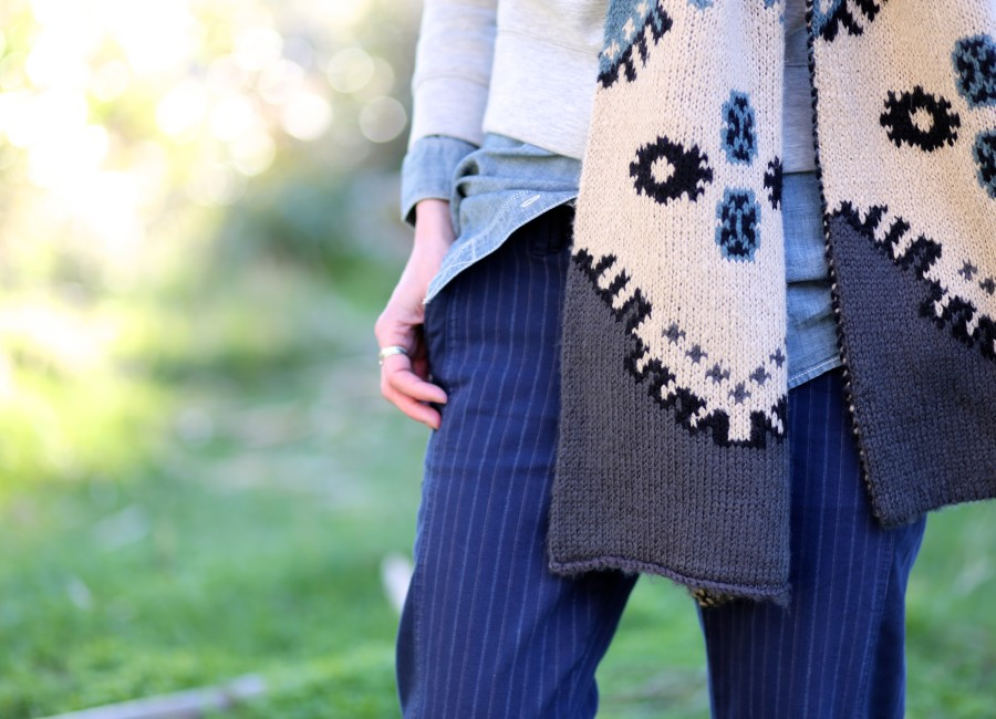 Pinstripe Pants 4a