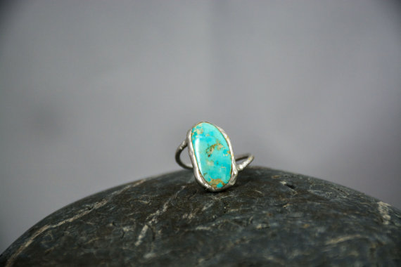 turquoise ring 13