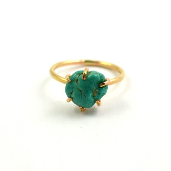turquoise ring 18