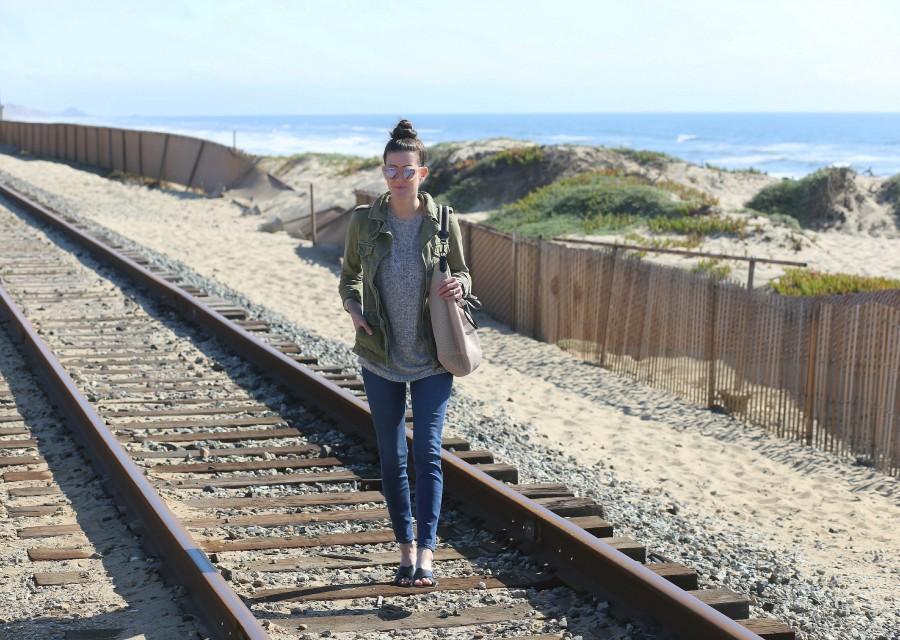 Beach Train 1a