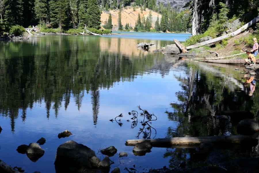 Devil's Lake 6a