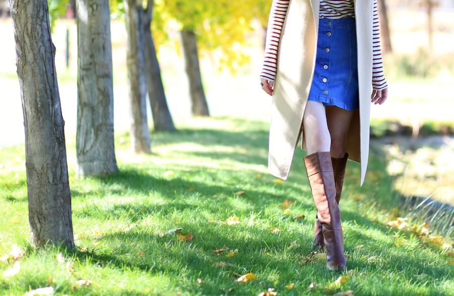 Vest Skirt Boots 3a