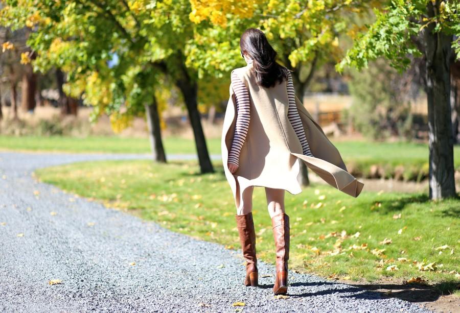 Vest Skirt Boots 7a
