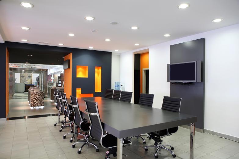 רעיון לעיצוב המשרד בשילוב פריטים ייחודיים ושמירה על קווי עיצוב התואמים את הצבעים שנבחרו.
