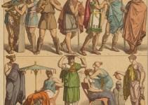 Ancient Clothing Techniques
