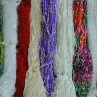 FANCY YARNS IN WEAVING