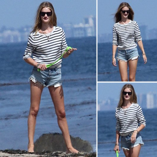 rosie-huntington-whiteley-stripes