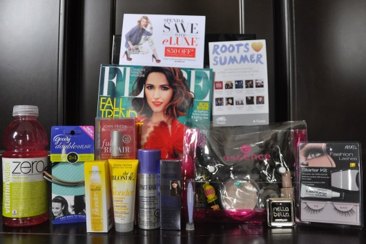 Three Years of Style Swag Bag