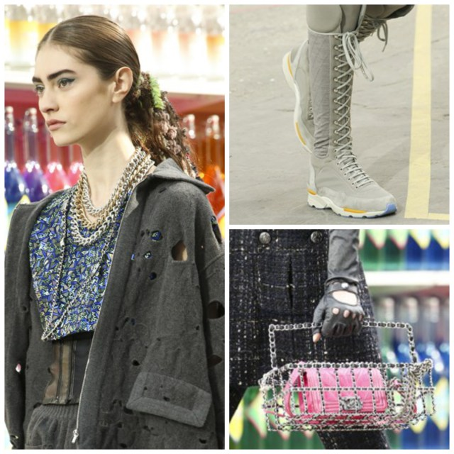 chanel rtw fall2014 1024x1024 Chanel Goes Normcore At Supermarket Themed Fall 2014 Show