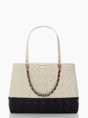kate spade oversized bag Five Petite Wardrobe Myths, Debunked
