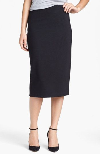 pencil skirt petite Five Petite Wardrobe Myths, Debunked