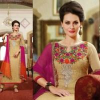 Fashion Koleksi Design Baju India - Pure Chiffon