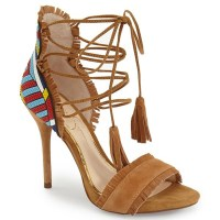 Shoe of the Week - Jessica Simpson Basanti Lace Up Sandals