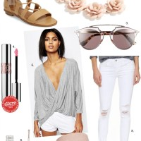 Friday Faves - Beautiful Ways To Wear Neutral Tones