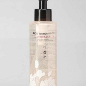 face shop rice water cleansing oil