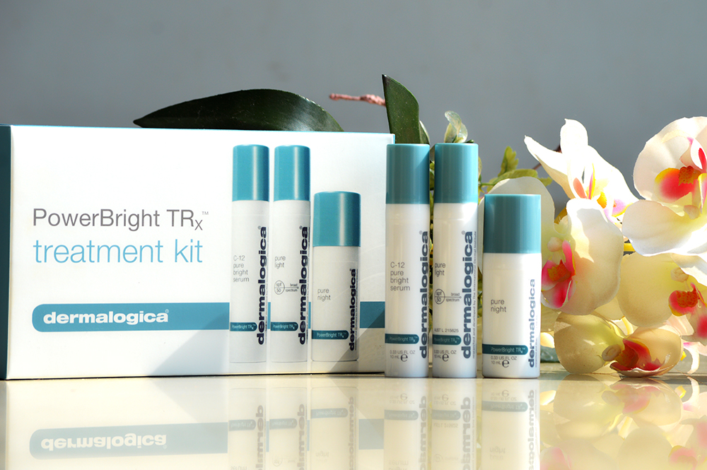 Product Review : Dermalogica Power Bright TRX Treatment Kit