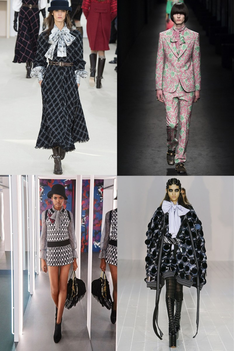 Autumn/Winter 2016 : My Favourite Fashion Trends-I