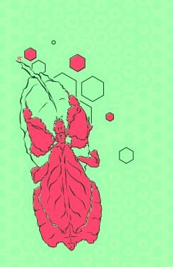 walking leaf print-01