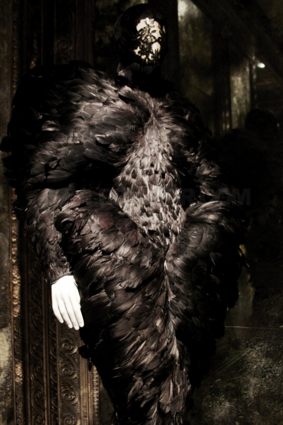 Alexander McQueen Savage Beauty Costume Institute Metropolitan Museum of Art 32