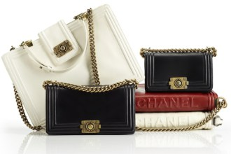 Chanel Boy Bag Collection 1