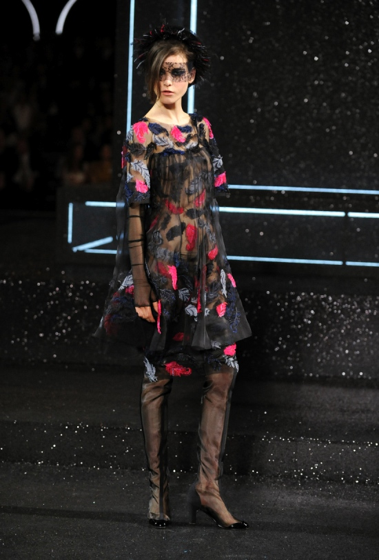 Chanel Haute Couture Fall Winter 2011 Collection 47