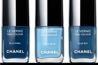Chanel Les Jeans de Chanel Vernis Collection