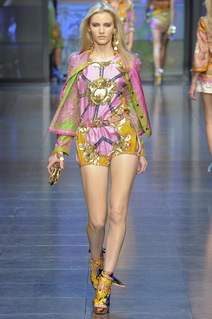 D&G Spring Summer 2012 Collection 2