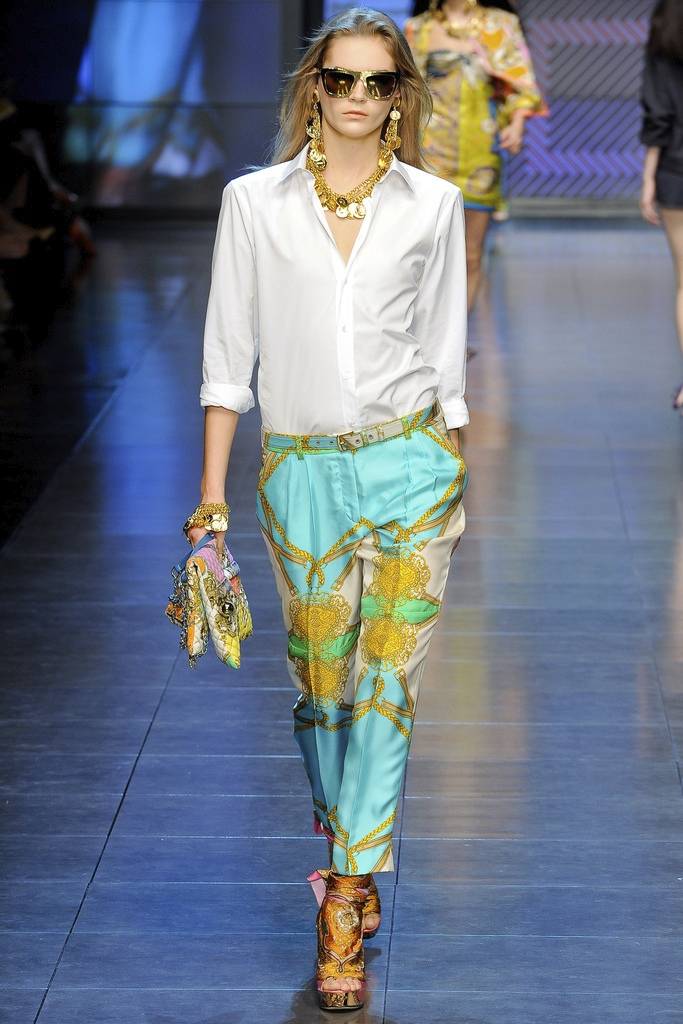 D&G Spring Summer 2012 Collection 6