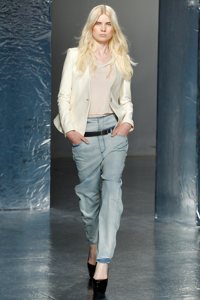 Theyskens' Theory Spring Summer 2012 Collection 2