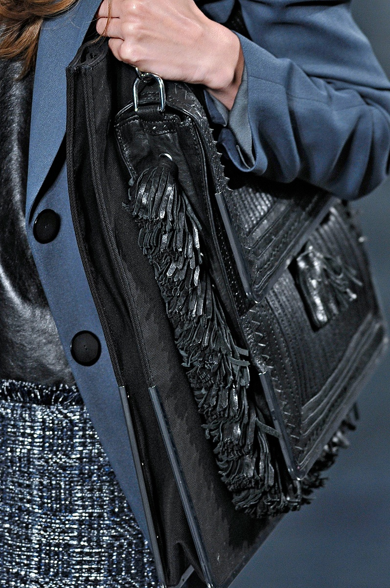 Theyskens' Theory Spring Summer 2012 Collection Details 2