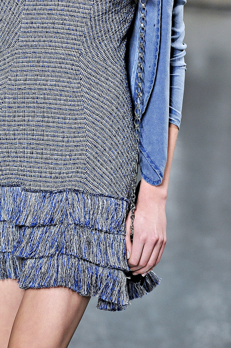 Theyskens' Theory Spring Summer 2012 Collection Details 4
