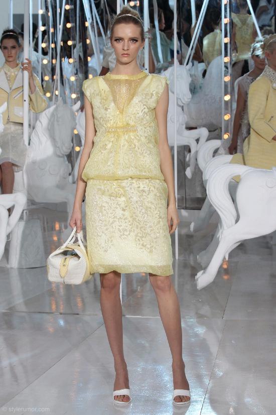Louis Vuitton Spring Summer 2012 Collection 17