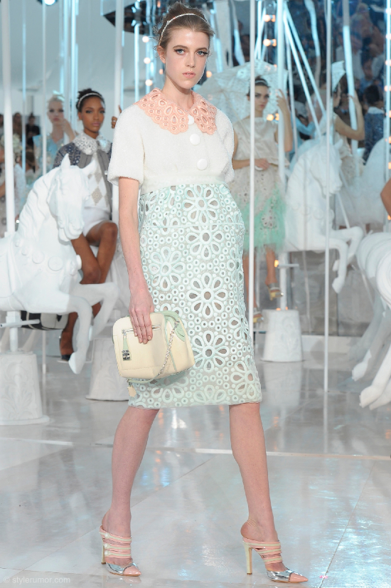 Louis Vuitton Spring Summer 2012 Collection 35