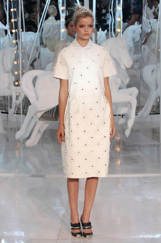 Louis Vuitton Spring Summer 2012 Collection 40
