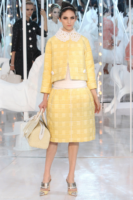 Louis Vuitton Spring Summer 2012 Collection 5