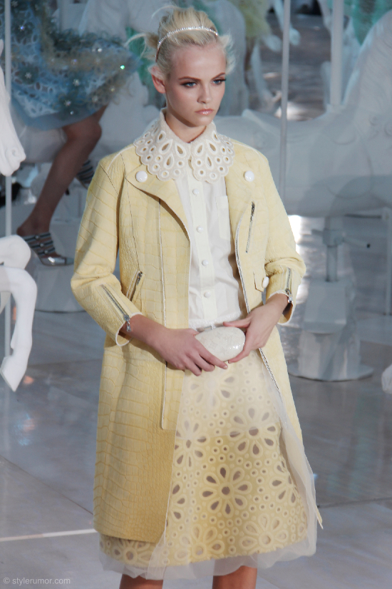 Louis Vuitton Spring Summer 2012 Collection 7