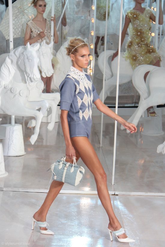 Louis Vuitton Spring Summer 2012 Collection 8
