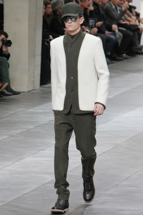 Dior Homme Fall Winter 2012 Collection 6