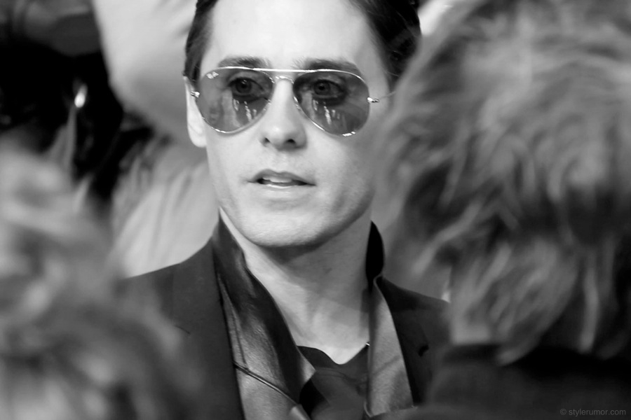 Dior Homme Fall Winter 2012 Collection Jared Leto 2