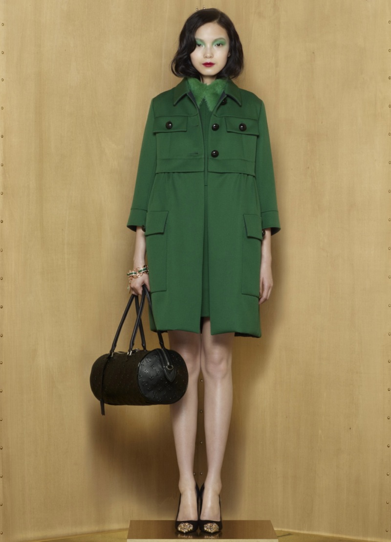 Louis Vuitton Pre-Fall 2012 Collection 20