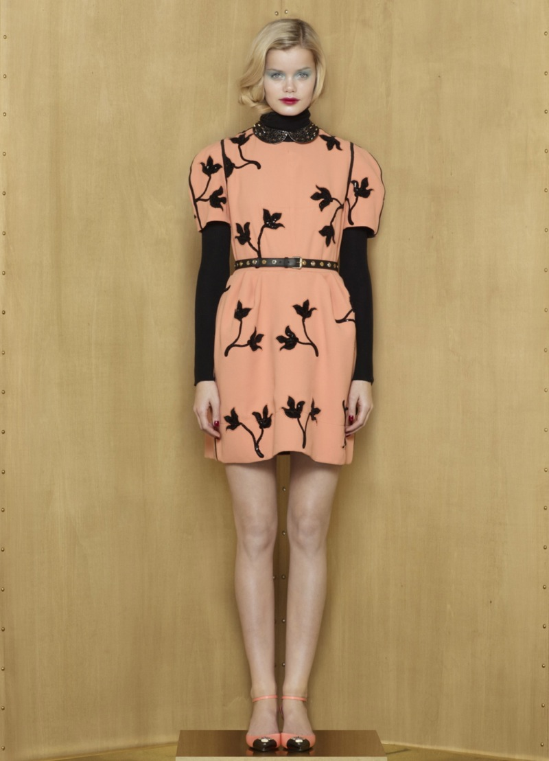 Louis Vuitton Pre-Fall 2012 Collection 25
