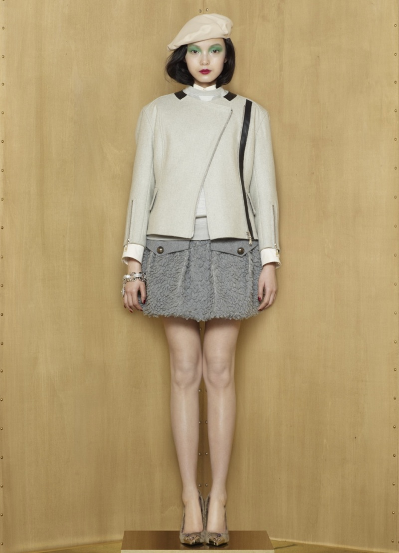 Louis Vuitton Pre-Fall 2012 Collection 9