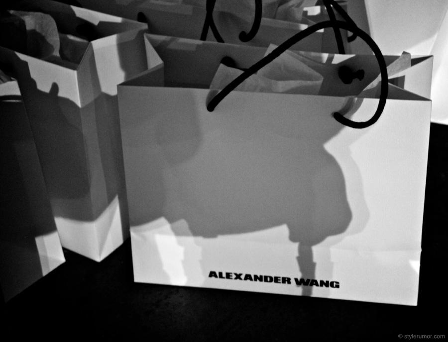 Alexander Wang Fall Winter 2012 Collection 36